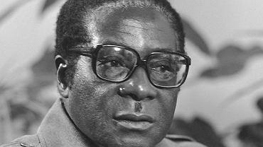 Prezydent Mugabe