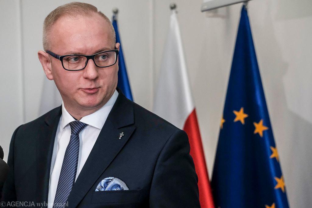Łukasz Mikołajczyk głównym kandydatem na szefa MEN-u