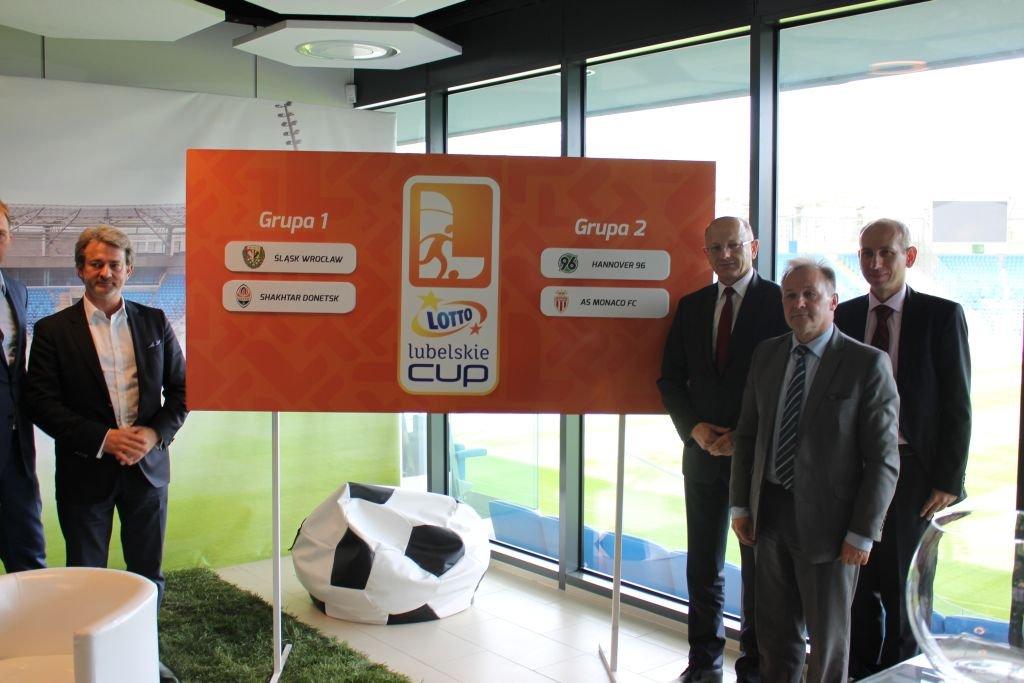 Pary półfinałowe Lotto Lubelskie Cup