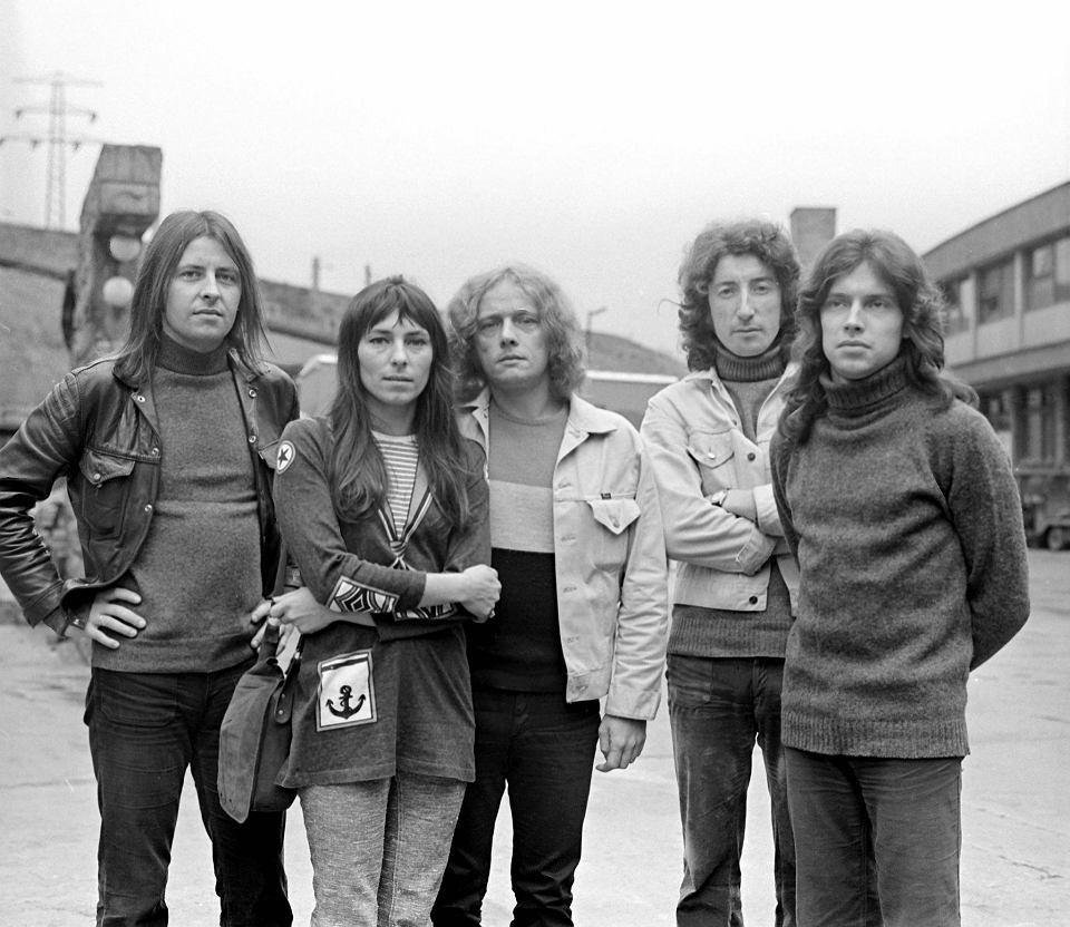 Breakout na początku lat 70. Zabrze