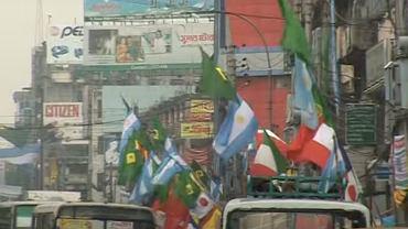 Bangladesz jest zakochany w futbolu