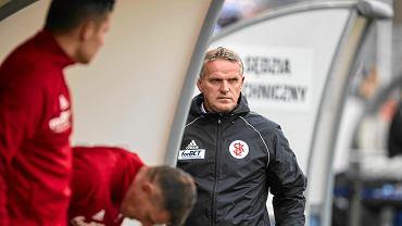 Kazimierz Moskal pozostanie trenerem ŁKS