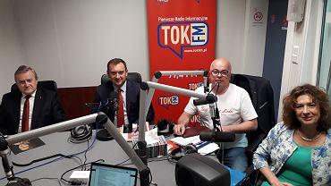 Debata w Łodzi