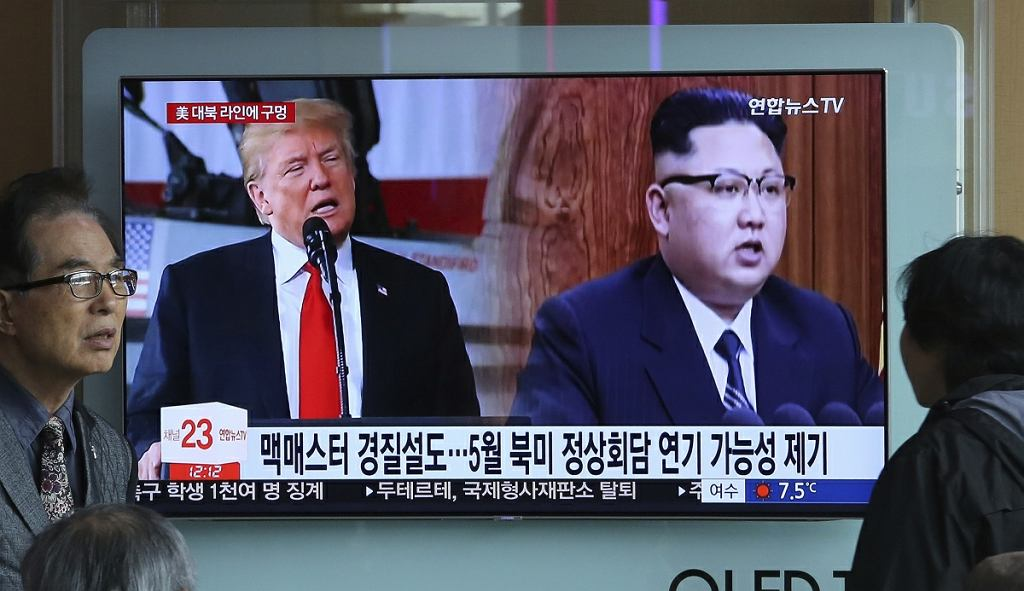Kim Dzong Un chce się spotkać z Donaldem Trumpem