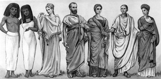 Znalezione obrazy dla zapytania: starozytni grecy