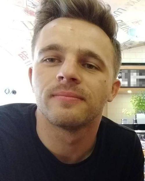 Zaginiony Piotr Rysak