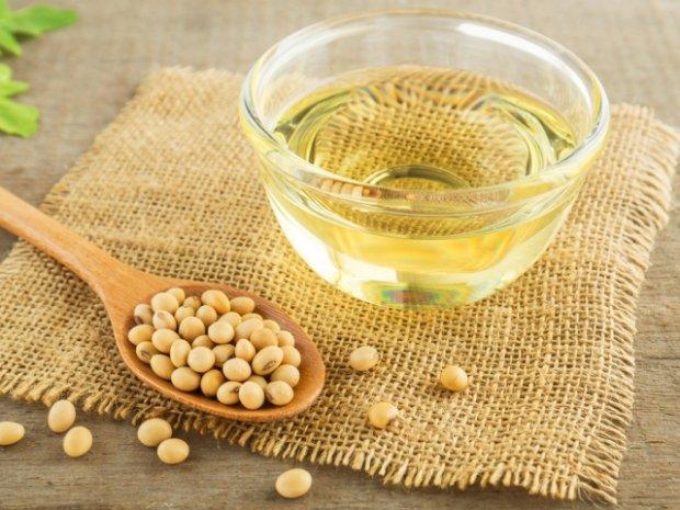 "Olej sojowy - na ""zły"" cholesterol i problemy skórne"
