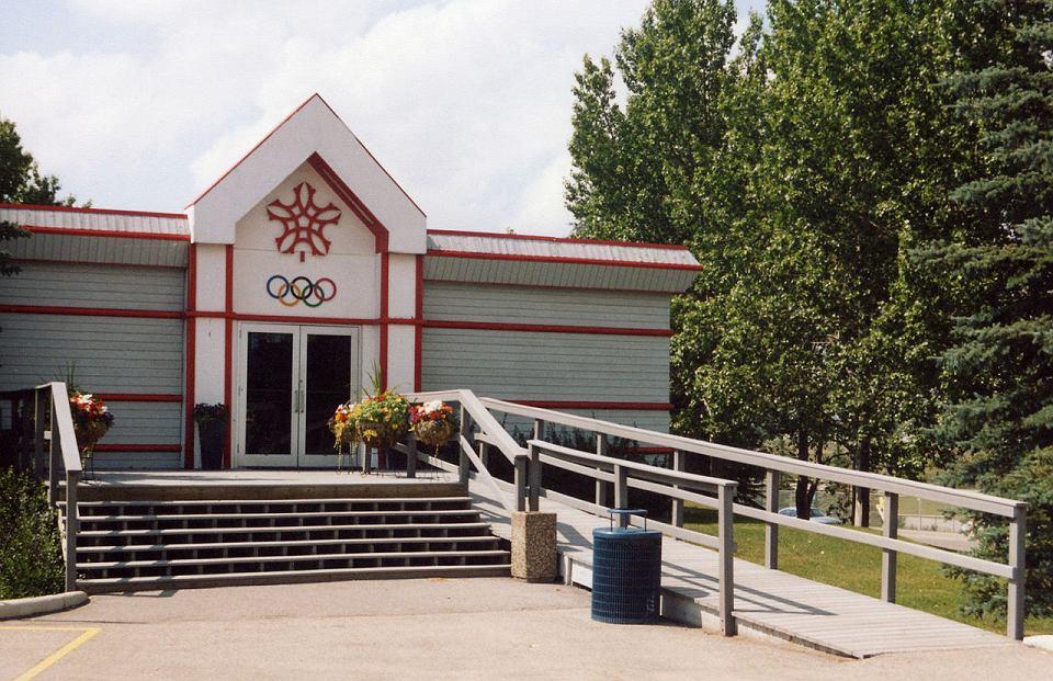 Kompleks olimpijski w Calgary