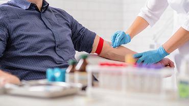 Hipofosfatemia - to stan zbyt niskiego stężeniem fosforu w surowicy krwi.