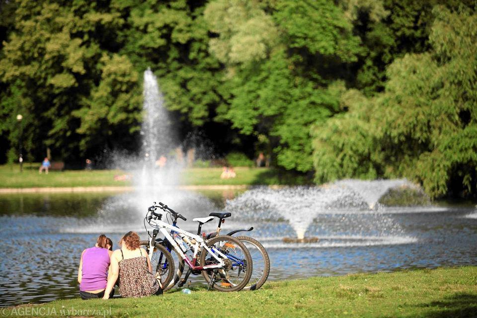 Park Południowy we Wrocławiu