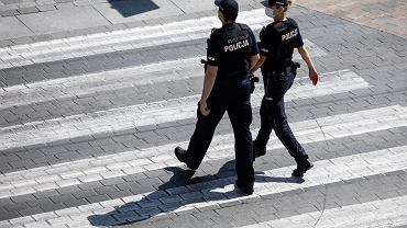 Policjanci otrzymają 'nową broń' w walce z epidemią