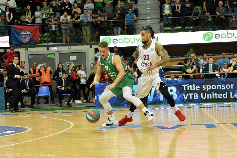 Zdjęcie numer 98 w galerii - Bez niespodzianek, CSKA dała Stelmetowi lekcję koszykówki [ZDJĘCIA]