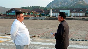 Kim Dzong Un zamierza unowocześnić rejon Gór Diamentowych. Szykuje się hit turystyczny?