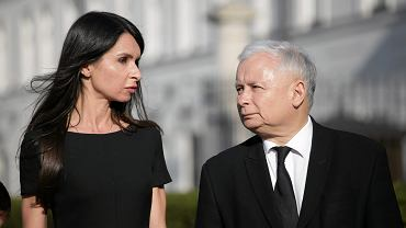 Marta Kaczyńska, Jarosław Kaczyński, 10.04.2017 r.