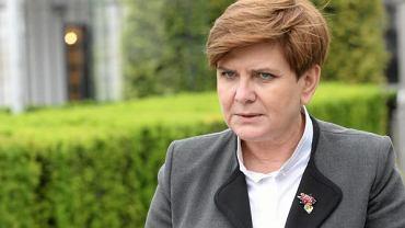 Posłanka PiS Beata Szydło
