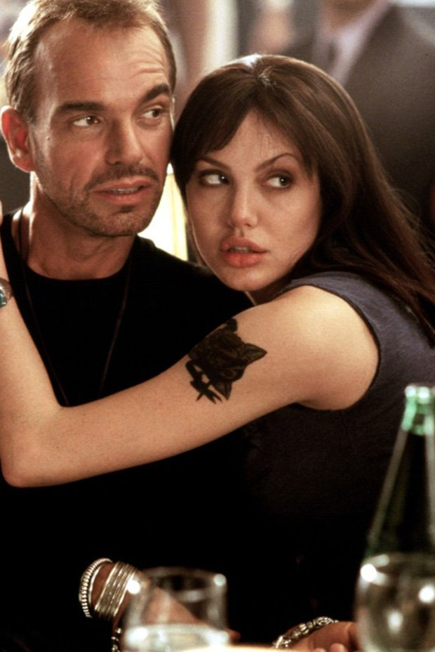 Angelina Jolie i Billy Bob Thornton