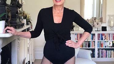 Ma 63 lata i została gwiazdą Instagrama. Ludzie pokochali jej niezwykły styl