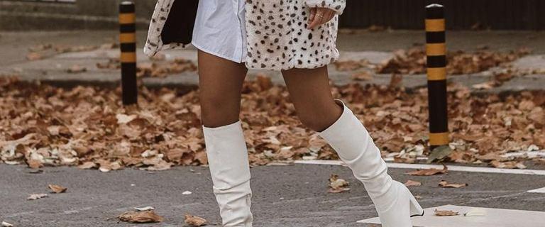 Białe kozaki to kicz? Już nie! Dzisiaj to gorący trend, który kochają znane influencerki!