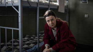 Agata Kulesza jak Alicja Mazur w serialu 'Skazana'