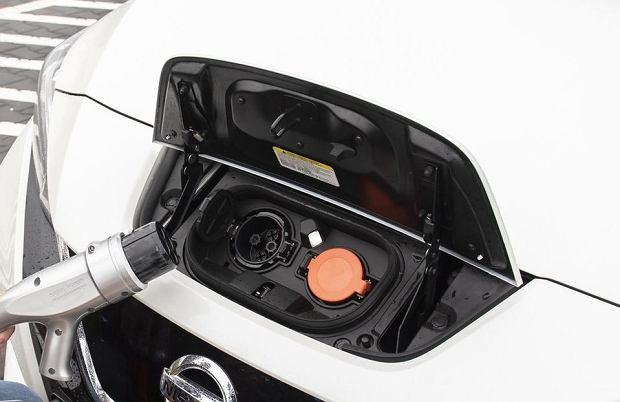 CHAdeMO złącze do ładowania samochodu elektrycznego