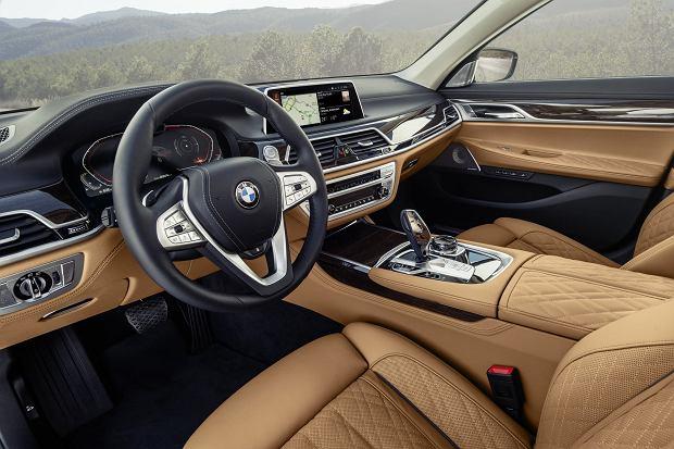 BMW serii 7 2019
