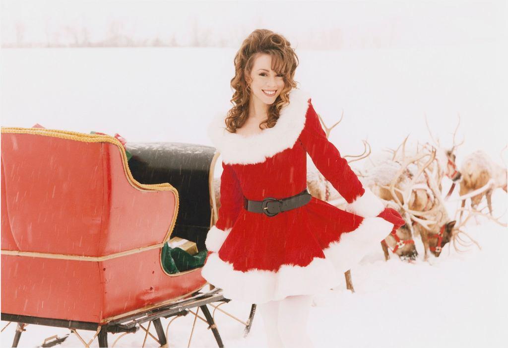 Mariah Carey - 'Merry Christmas'