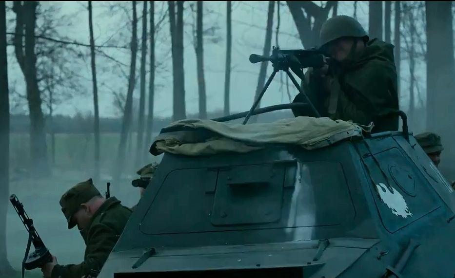 Kadr ze zwiastuna filmu 'Wyklęty'