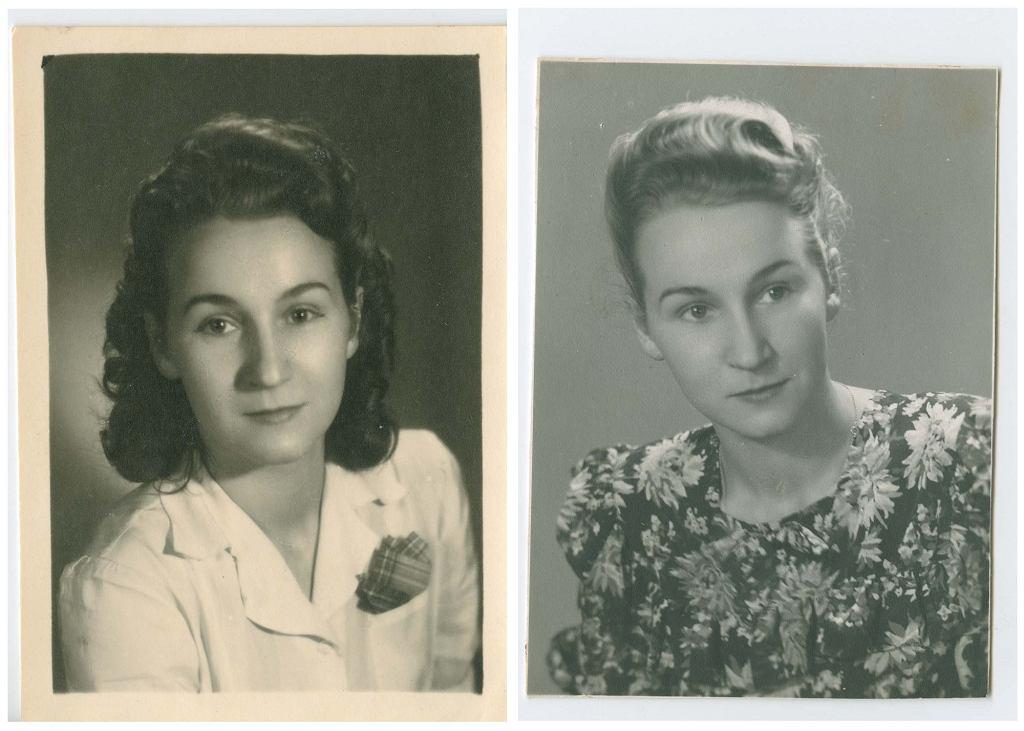 Zofia Posmysz w młodości (fot. archiwum prywatne)