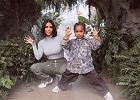 Kim Kardashian pokazała, jak świętowała urodziny syna. Zorganizowała oryginalną imprezę. Uwagę zwracała też jej stylizacja