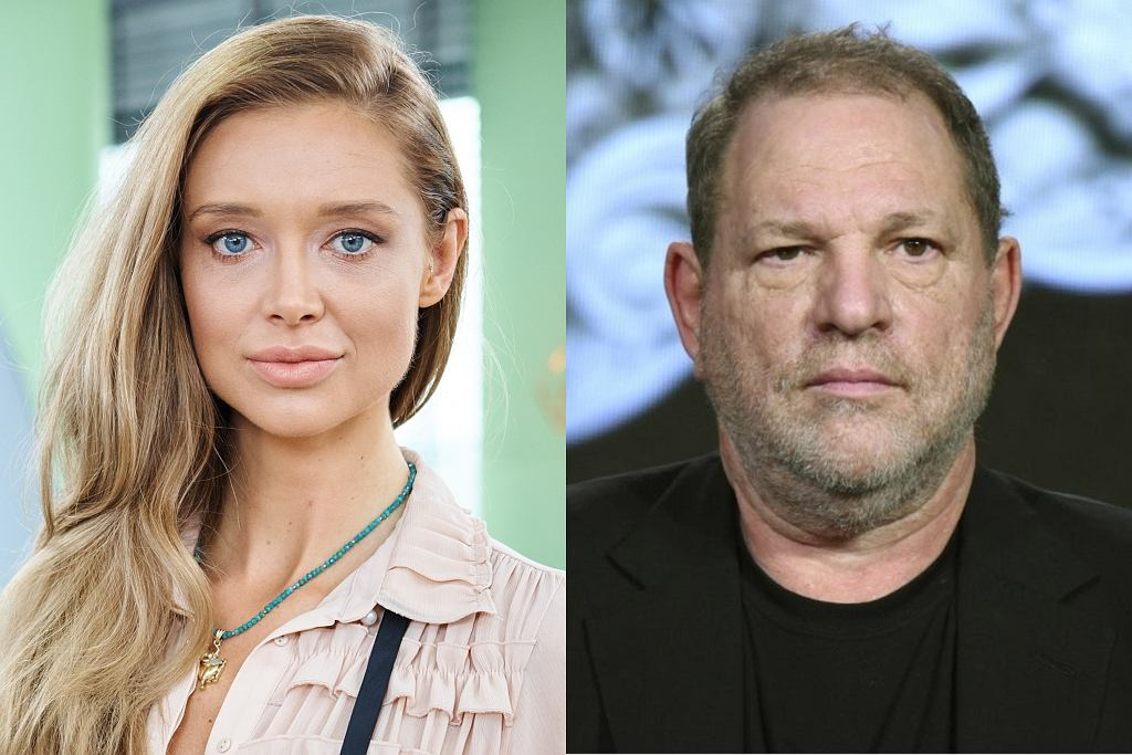 Kaja Sokoła, Harvey Weinstein
