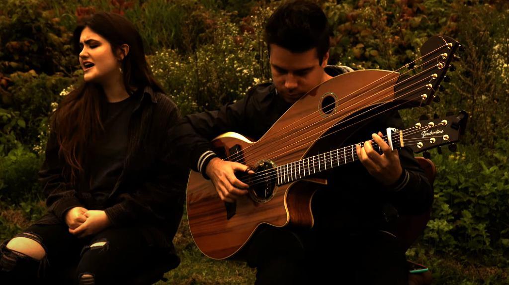 Somebody To Love - Jefferson Airplane - Harp Gutar - Feat. Emma McDaniel (vocals) -