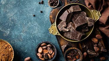 Kakao i czekolada są cennym źródłem chromu