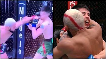Niesamowita walka Figueiredo z Moreno na UFC 256!