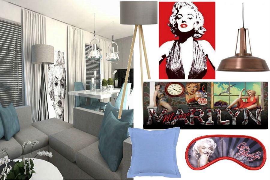 Dodatki z Marilyn Monroe