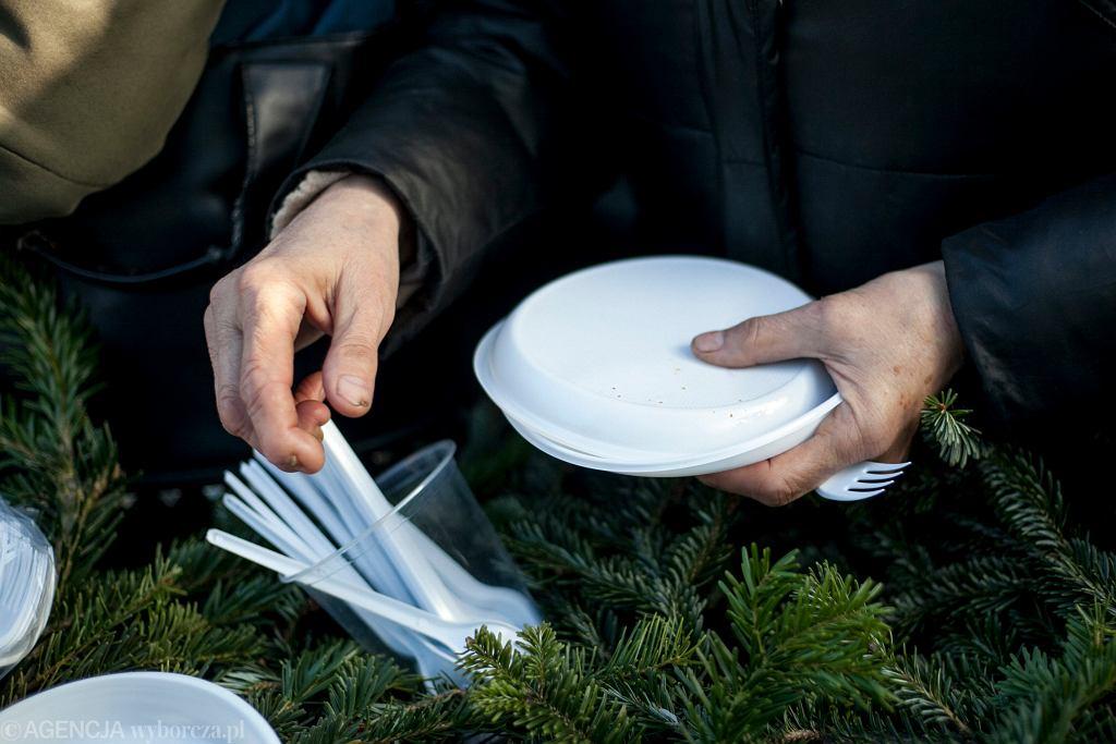 Zdjęcie ilustracyjne / wigilie dla osób w kryzysie bezdomności i samotnych