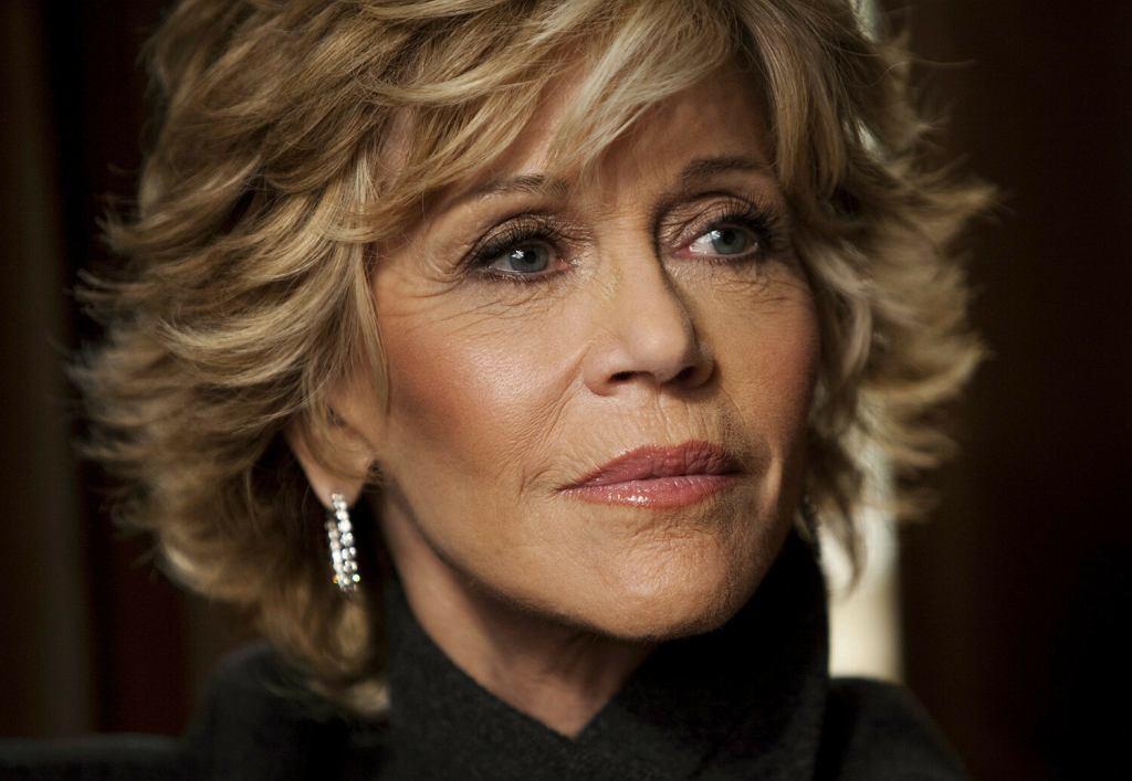 Jane Fonda kończy 83 lata!