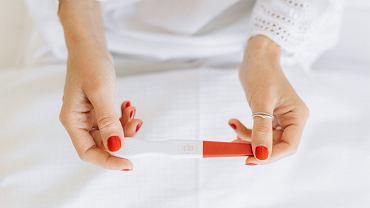 Hormon beta HCG, wykorzystywany jest w testach ciążowych i badaniu krwi do stwierdzenia ciąży.