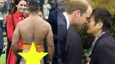 Książę William i księżna Kate odwiedzili w niedzielę Nową Zelandię.