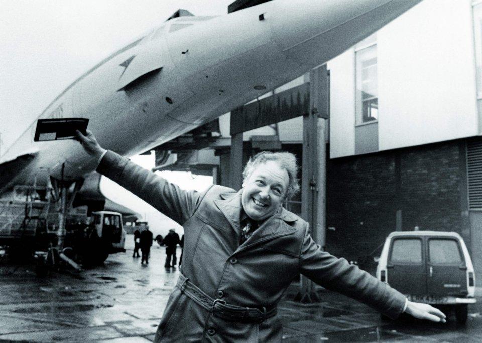 Zdjęcie numer 1 w galerii - Freddie Laker - to on dał nam tanie latanie