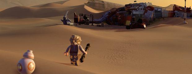 Lego: Gwiezdne Wojny - Przebudzenie Mocy | LEGO Star Wars: The Force Awakens - kadr