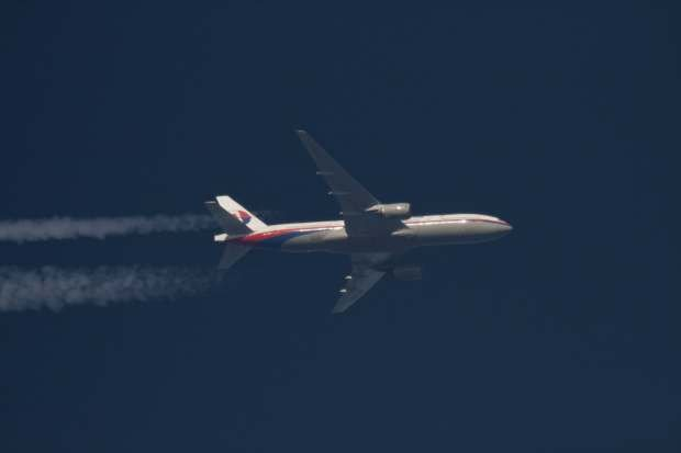 Boeing 777 Malaysian Airlines