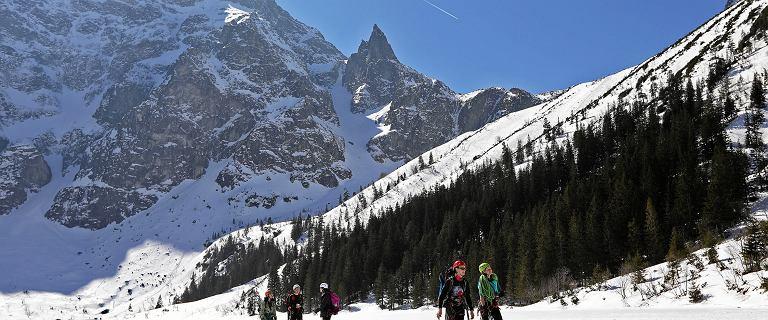 Załamanie pogody w Tatrach. TOPR apeluje o ostrożność