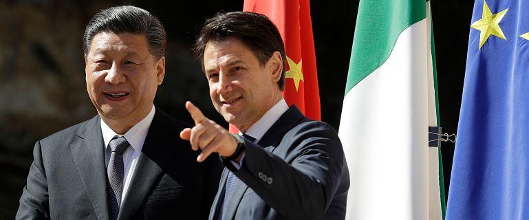 Szef MSZ Niemiec skrytykował Włochów za udział w Jedwabnym Szlaku