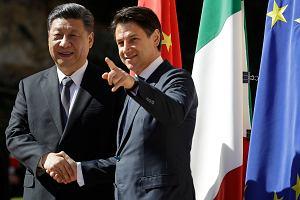 Chiński Jedwabny Szlak. Szef niemieckiej dyplomacji ostrzega Włochów przed gorzkim posmakiem