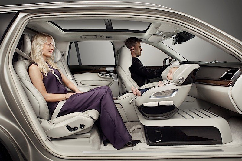 Volvo Child Seat Excellence
