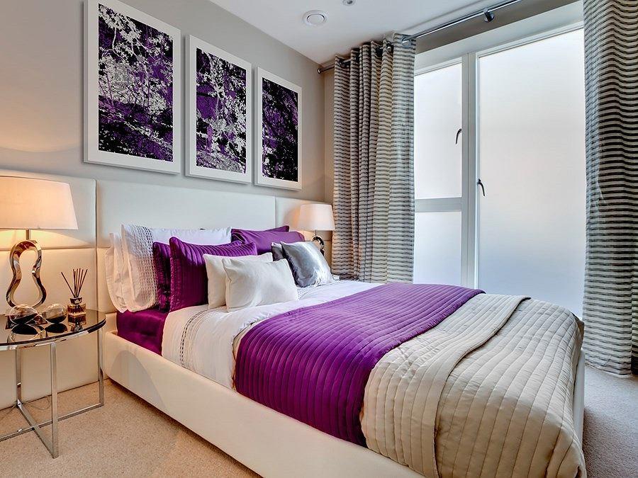 Ultra Violet, najmodniejszy kolor roku 2018 w Twoim mieszkaniu