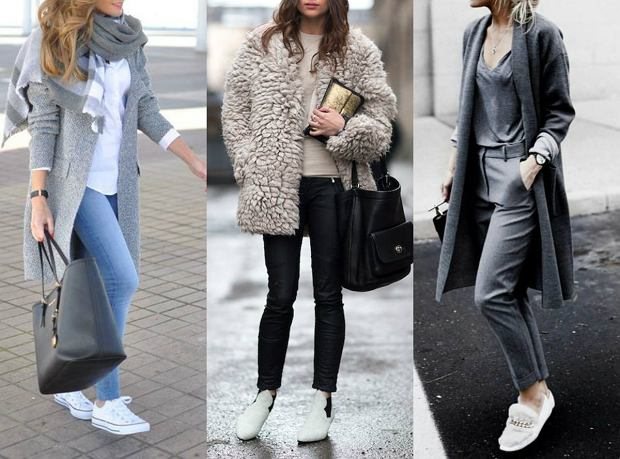 Białe buty sportowe stylizacje dla wszystkich kobiet