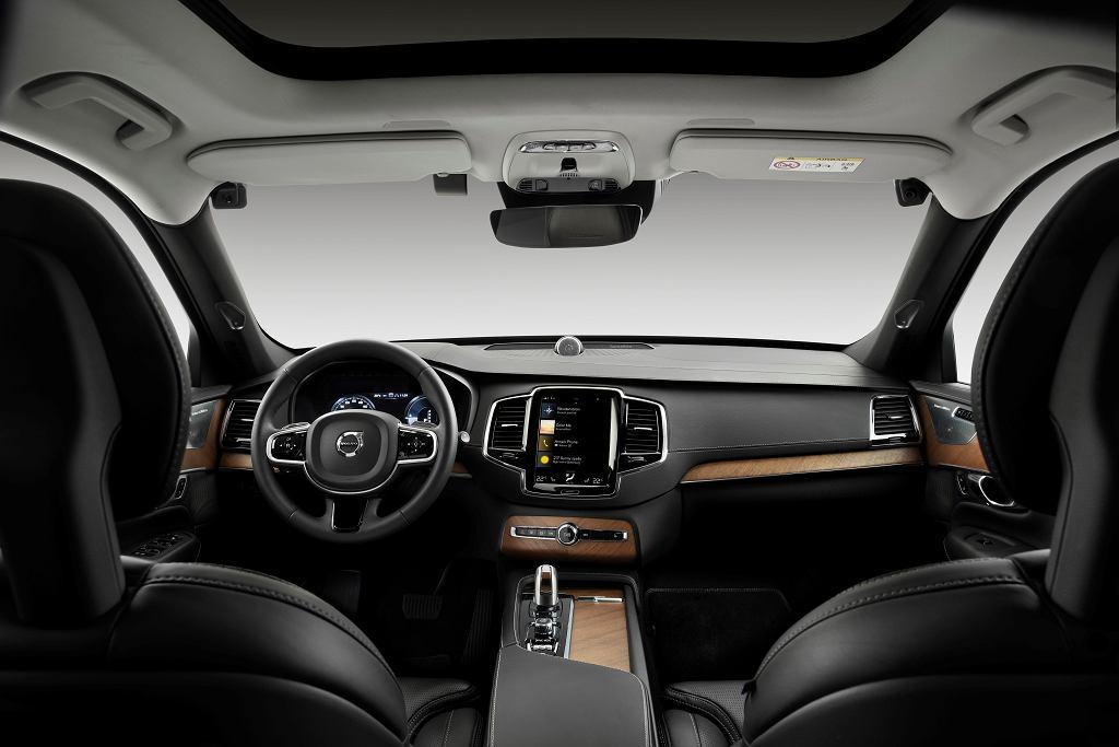 Volvo, systemy bezpieczeństwa