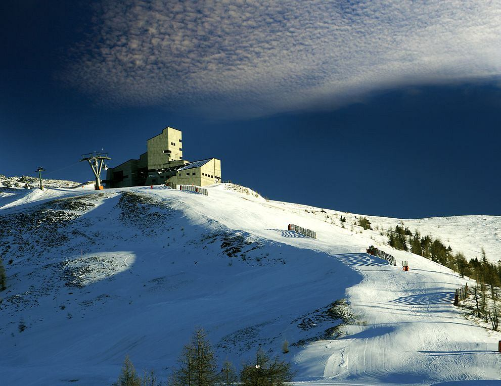 Kryntia - ośrodek narciarski Bad Kleinkirchheim