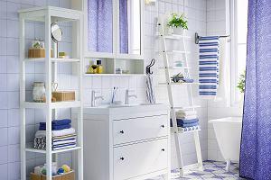 Meble łazienkowe - 14 stylowych zestawów